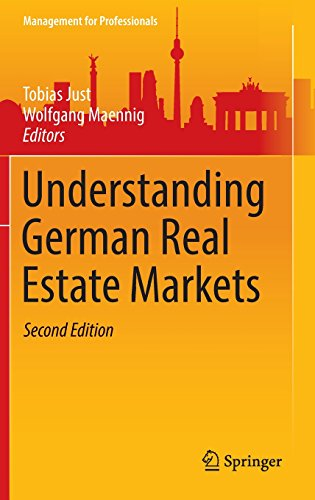 Understanding German Real Estate Markets (Management for Professionals)