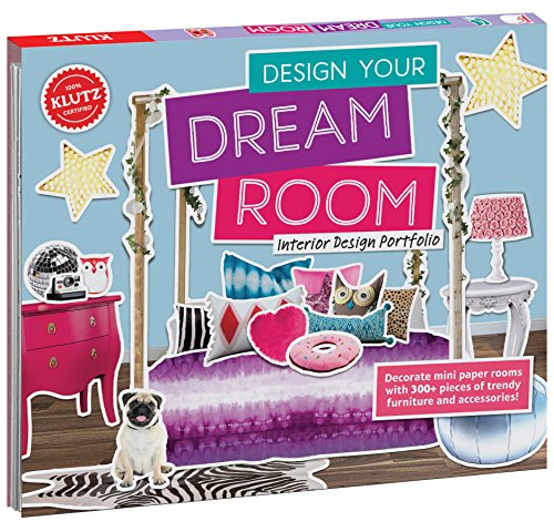 Create Your Dream Room (Klutz)
